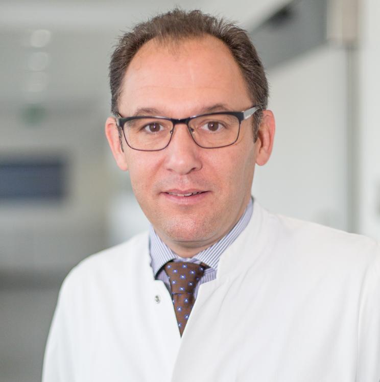 Prof. Dr.  Maximilian Burger